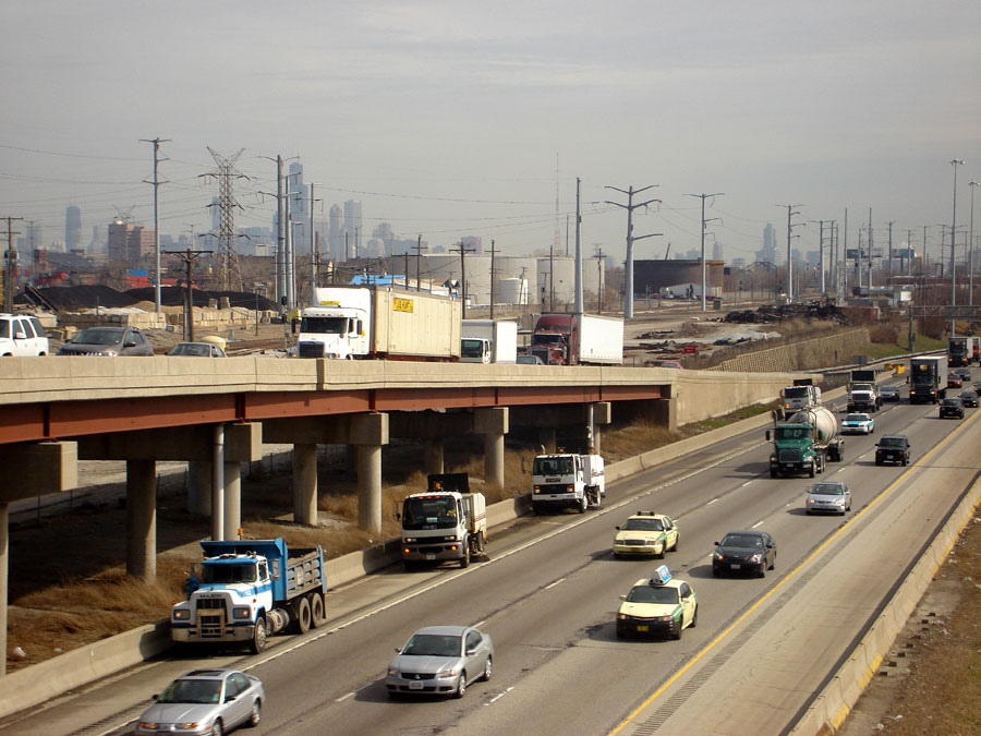 Expressways and Arterial Sweeping